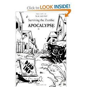 how to plan a zombie apocalypse story