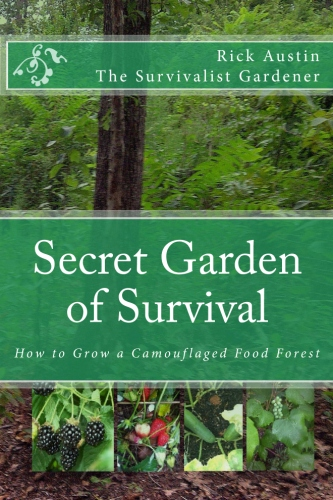 secret garden of survival book